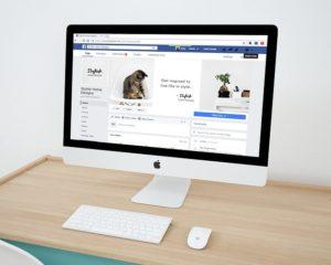 komputer media społecznościowe